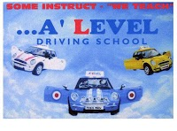 Alevel Driving School 639008 Image 1