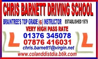 Chris Barnett Driving School 635901 Image 1