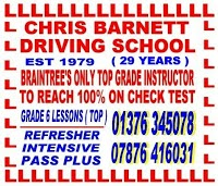Chris Barnett Driving School 635901 Image 3