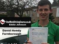 One Week Driving Course 641323 Image 1